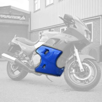 Triumph Sprint 900 (93-98) Fairing Lowers Gloss Blue 260000E