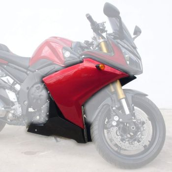 Yamaha FZ1 (06-14) Fairing Lowers Unpainted 22120U