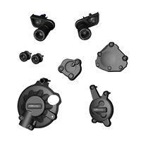 Yamaha YZF-R1 (07-08) Engine Protection Bundle CP-R1-2007-CS-GBR