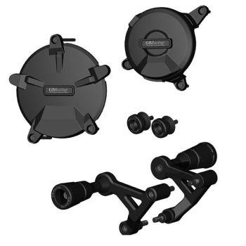 KTM RC8 R (08-10) Engine Protection Bundle CP-RC8-2008-CS-GBR