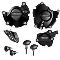 Yamaha YZF-R1 (15+) Engine Protection Bundle CP-R1-2015-CS-GBR