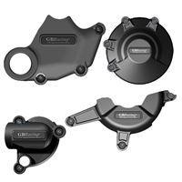 Ducati 848 (08-13) Engine Cover Set EC-848-2008-SET-GBR