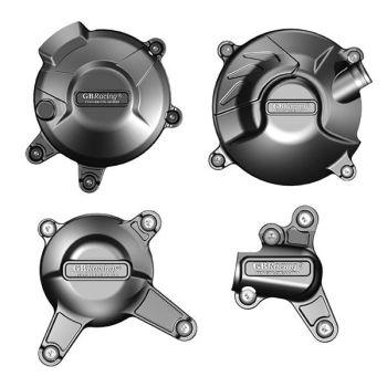 Yamaha MT09 (14-20) Engine Cover Set EC-MT09-2014-SET-GBR