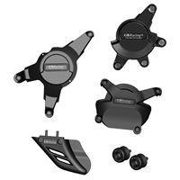 Honda CBR1000 RR (08-16) Engine Protection Bundle CP-CBR1000-2008-CS-GBR