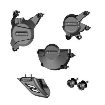 Honda CBR600 RR (07-16) Engine Protection Bundle CP-CBR600-2008-CS-GBR