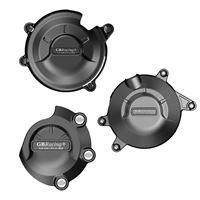Honda CB500 F (13-18) Engine Cover Set EC-CBR500-2013-SET-GBR