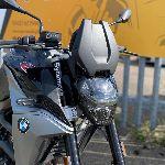 BMW F900R (20+) Fly Screen Matte Black 24090M