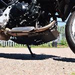 BMW F900XR (20+) Engine Plate Matte Black 24950M