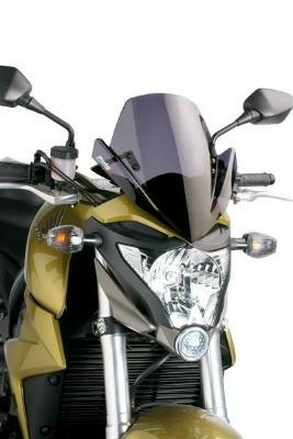 Honda CB1000R (2008-10) Screen - Light Smoke 410260H