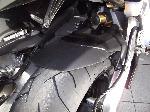 Honda CBR1000RR Fireblade (2004-07) Rear Hugger Extension 071965