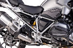 BMW R1200GS (2013 onwards) Frame Infill Panels  Silver M6805U