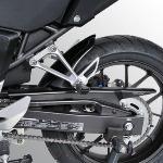 Honda CBR500R (13) Hugger: Graphite Black X-730118136