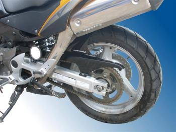 Honda XL1000V Varadero (98-13) Rear Hugger: Gloss White 071240C