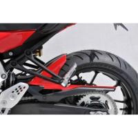 Yamaha MT07 Rear Hugger: Red & Black 730201121
