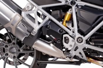 BMW R1200GS (2013 onwards) Lower Right Infill Panel: Black M6869J