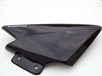 Yamaha MT09 / FZ09 (13-16)  Frame Infill Cover Panels: Deep Armour (Purple)