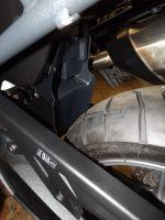 Triumph Tiger 800 / 800XC Shock Shield - Rear Hugger Alternative 816001M