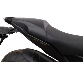 Yamaha MT09 / FZ09 (13-16) Solo Seat Cowl: Black 12411M