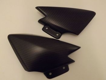 Yamaha MT09 / FZ09 (13-16)  Frame Infill Cover Panels: Carbon Look