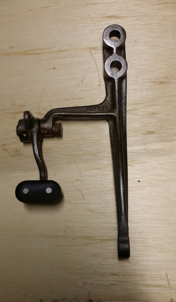 Press Handle Arm Support (Right)