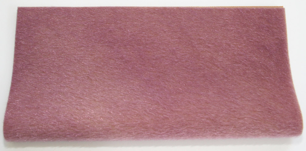 Sassy Fabric - Extra Long Sparse - Dusky Purple