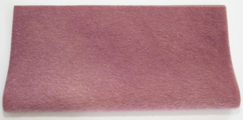 Sassy Fabric - Extra Long Sparse - Dusky Purple