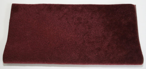 Sassy Fabric - Smokey Long Pile - Hickory