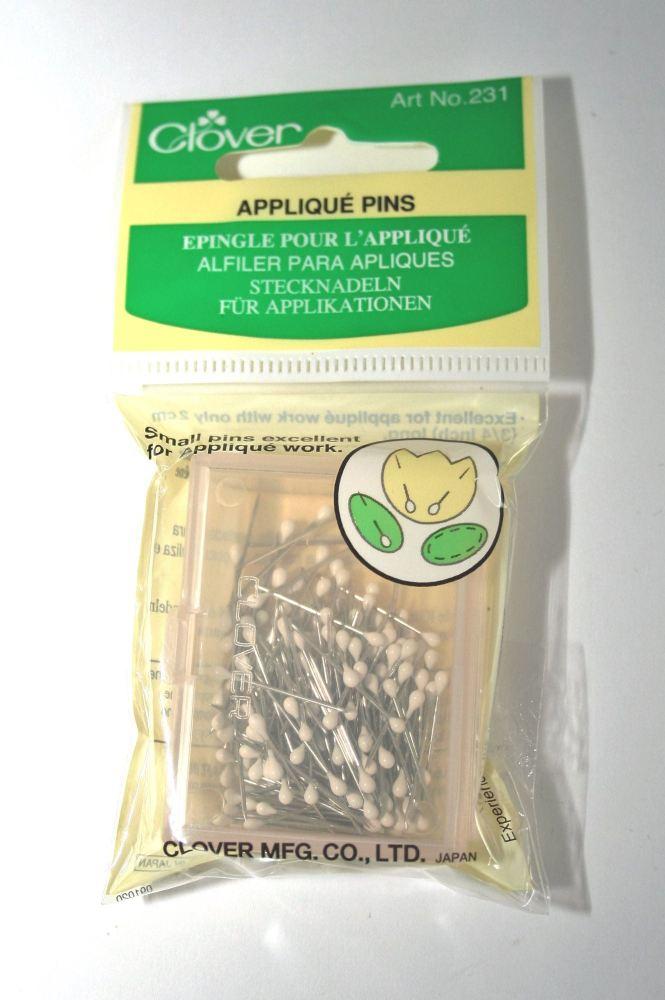 APPLIQUE PINS