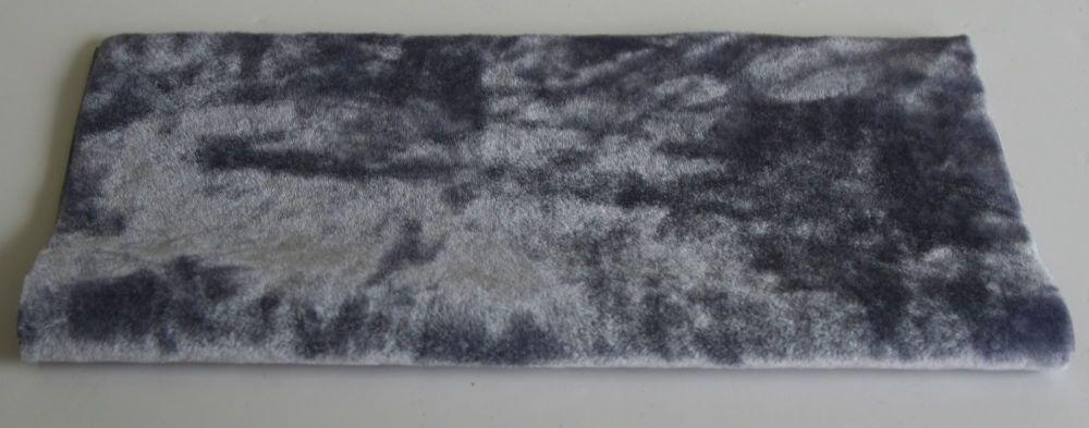 Vintage Rayon - Smoky Blue