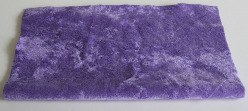 Vintage Rayon - Soft Purple