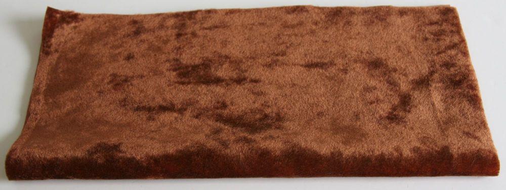 Vintage Rayon - Rust