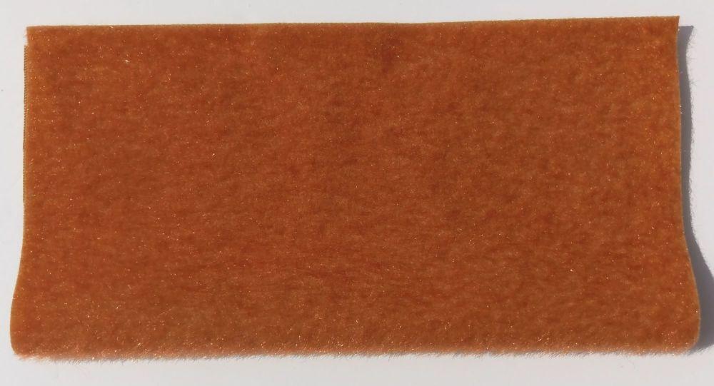 Sassy Fabric - Extra Long Sparse - Burnt Orange