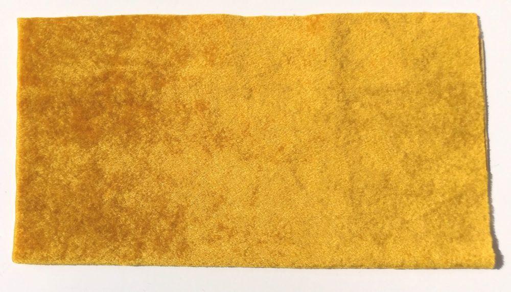 Vintage Rayon - Gold