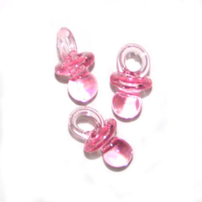 Dummies - Pink - Pack of 3