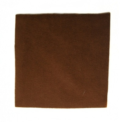 Medium Pile Cashmere - Chocolate