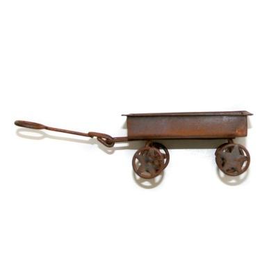 Rustic Tin Wagon