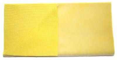 Sassy Fabric - Frosted Long Pile - Lemon