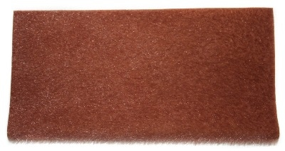 Sassy Fabric - Extra Long Sparse - Brown