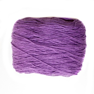 Cotton 4ply Purple