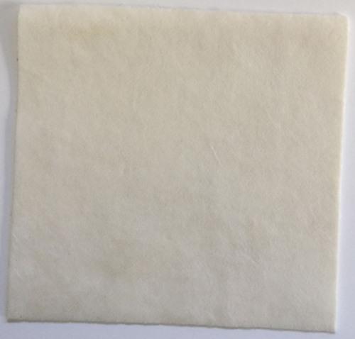 Medium Pile Cashmere - White