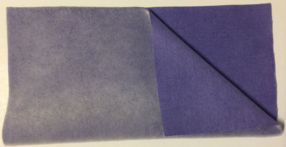 Sassy Fabric – Frosted Long Pile - Purple