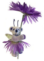 PURPLE GERBERA FAIRY