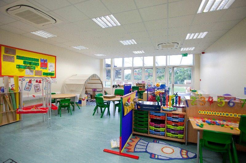 Littlechildes - Classroom