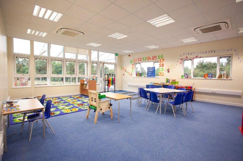 Littlechildes - Classroom 2