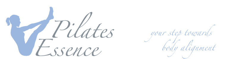 Pilates Essence, site logo.