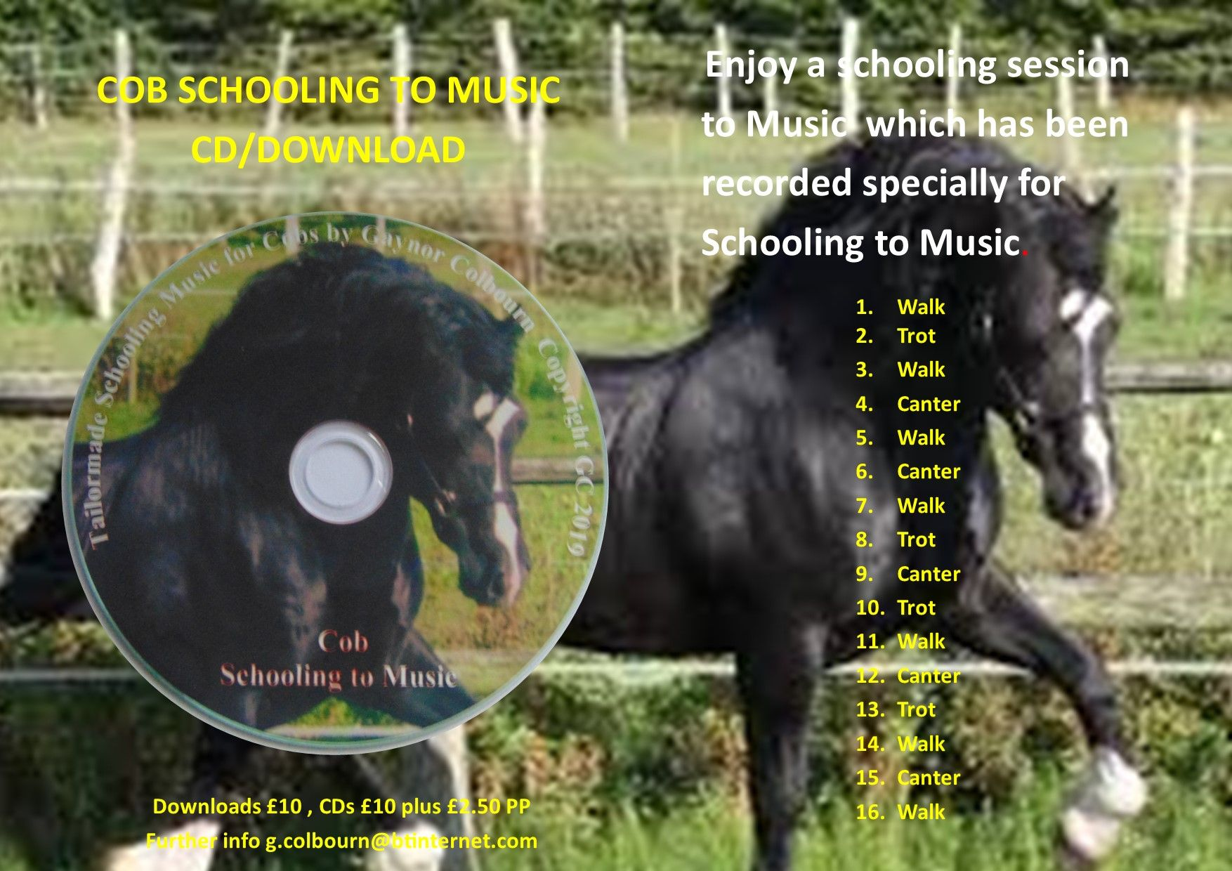 COB CD ad