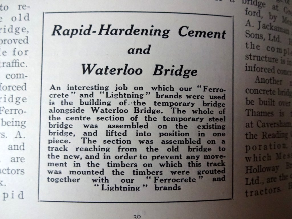 The Blue Circle Magazine, 1925-26. Details.
