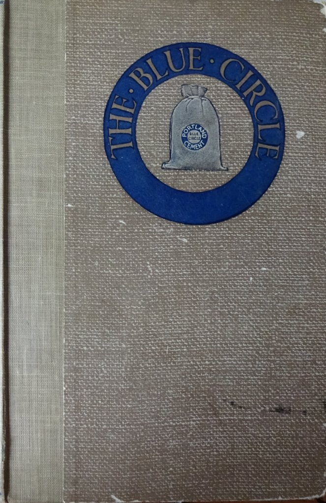 The Blue Circle Magazine, Vol 1, July 1925 - October 1926, Portland House,