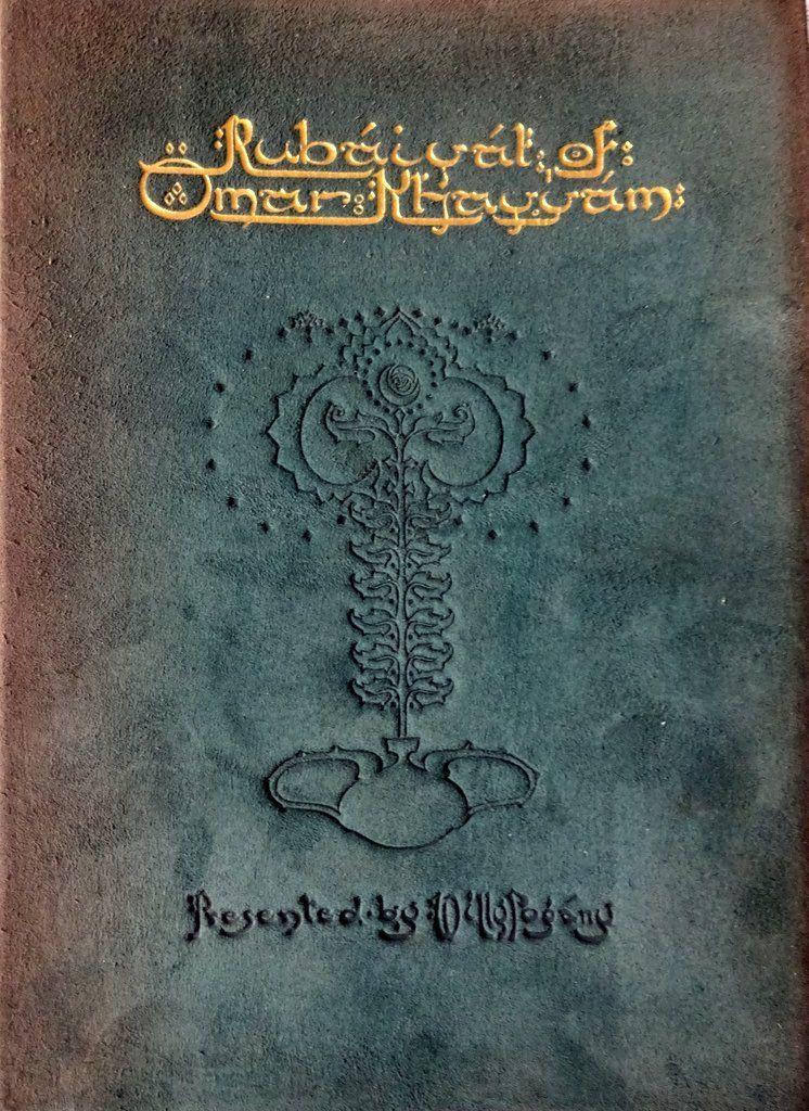 Rubaiyat of Omar Khayyam, Presented by Willy Pogany, 1917.