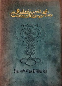Rubaiyat of Omar Khayyam, Presented by Willy Pogany, Geo. Harrap, London, 1917.